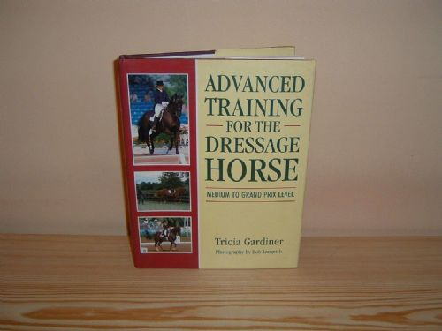 Book - Advanced Training for the Dressage Horse
